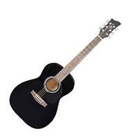Акустическая гитара (металлические струны) Jay Turser JJ45 BK (255737)