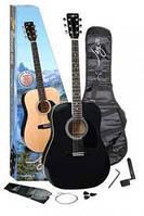 Акустическая гитара (металлические струны) Jay Turser JJ45 PAK TSB (281083)