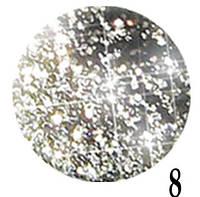 Лак для ногтей Jerden Crystal 6мл №8, фото 1