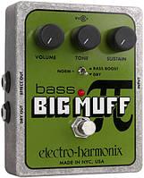 Педали эффектов для бас-гитар Electro-harmonix Bass Big Muff (255069)
