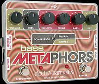 Педали эффектов для бас-гитар Electro-harmonix Bass Metaphors (242787)