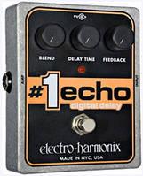 Педали эффектов для электрогитары Electro-harmonix #1 Echo (241910)