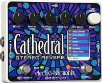 Педали эффектов для электрогитары Electro-harmonix Cathedral (256668)