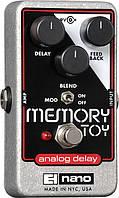 Педали эффектов для электрогитары Electro-harmonix Memory Toy (255581)