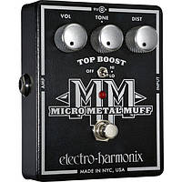 Педали эффектов для электрогитары Electro-harmonix Micro Metal Muff  (240973)