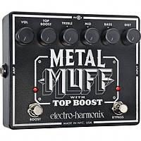 Педали эффектов для электрогитары Electro-harmonix Metal Muff  (240972)