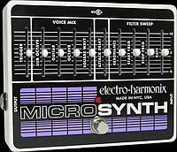 Педали эффектов для электрогитары Electro-harmonix Micro Synthesizer (242790)
