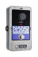 Педали эффектов для электрогитары Electro-harmonix Nano Clone (241903)