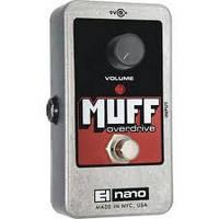 Педали эффектов для электрогитары Electro-harmonix Nano Muff Overdrive (255071)