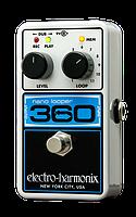 Педали эффектов для электрогитары Electro-harmonix Nano Looper 360 (282366)