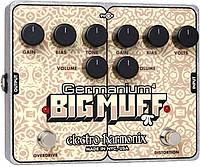 Педали эффектов для электрогитары Electro-harmonix Germanium 4 Big Muff Pi (255583)