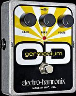 Педали эффектов для электрогитары Electro-harmonix Germanium Overdrive (242788)
