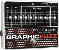 Педали эффектов для электрогитары Electro-harmonix Graphic Fuzz (525033)