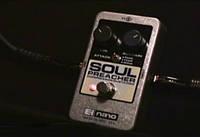 Педали эффектов для электрогитары Electro-harmonix Soul Preacher (241894)