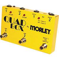 Педали эффектов для электрогитары Morley Quad (242262)