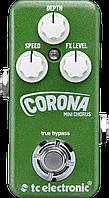 Педали эффектов для электрогитары TC Electronic Corona Mini Chorus (526804)