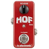 Педали эффектов для электрогитары TC Electronic HOF Mini Reverb (281365)