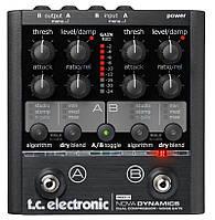 Педали эффектов для электрогитары TC Electronic Nova Dynamics (242266)