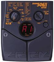 Процессор эффектов для бас-гитар Zoom 506 II BK (240009)
