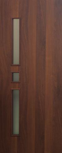 Дверное полотно ламинированные финиш пленкой Комфорт ПО МДФ