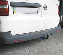 Фаркоп на Volkswagen Transporter T-5 (2003-2018) Фольксваген Т5