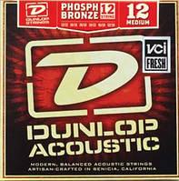 Струна для акустической гитары (стальные) Dunlop DAP1252J (254991)