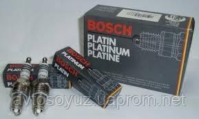 Свечи зажигания Bosch в ассортименте