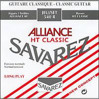 Струна для классической гитары (нейлоновая) Savarez 540 R (239057)