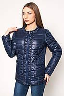 Короткая  демисезонная женская куртка Letta