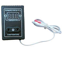 Терморегулятор  цифровой для инкубатора со звуковым оповещением