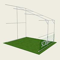 Каркас секции Односкатная 3 Solidprof