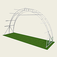 Каркас секции Фермерская 7,6 Solidprof