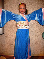 Костюм японки кимоно. Прокат 150грн.