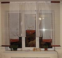 Японские панельки Веточка белая, фото 1