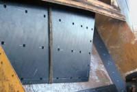 Полимерная футеровка MATROX. Защита от налипания и износа в промышленности