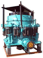 Конусная дробилка среднего дробления КСД 1200Гр