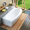 Акриловая ванна 180*102 Evolution Ravak(Чехия)