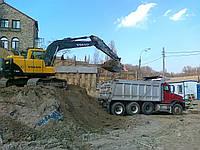 ВЫВОЗ ГРУНТА-ЗЕМЛИ-ПЕСКА-ГЛИНЫ, фото 1