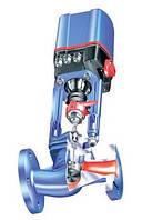 Седельные двухходовые клапаны с электро и пневмоприводом ARI-STEVI®