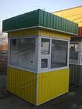 Виготовлення будок охраніка, фото 5