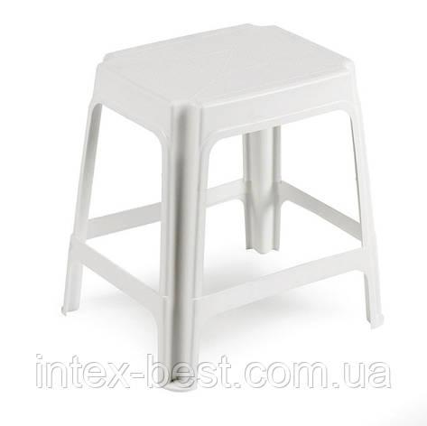 Пластиковый стул-табурет Univer, фото 2