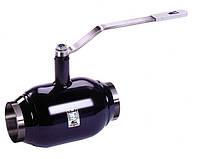 Краны шаровые стальные полнопроходные DN15-DN250 мм  Vexve