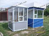 Изготовления постов охраны и помещений для охранны, фото 3