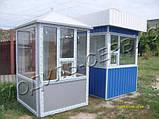 Изготовления постов охраны и помещений для охранны, фото 5