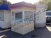 Кпп, блок посты, посты охраны в Днепропетровске (Завод изготовитель)