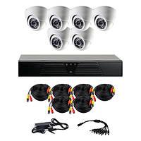 AHD комплекты видеонаблюдения CoVi Security HVK-3303 AHD KIT