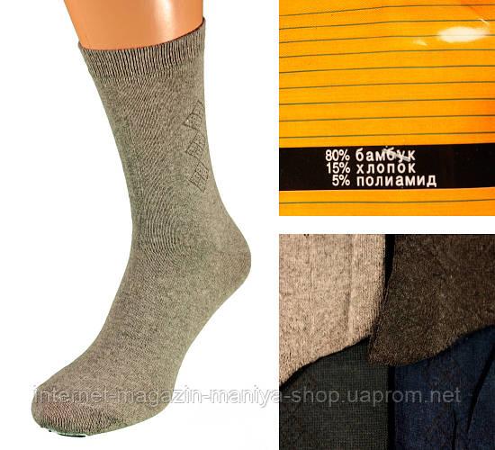 Носки Мужские Высокий Nanhai A-101 р. (41-45)