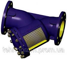 Фильтры сетчатые фланцевые Модель: 821 (Zetkama)