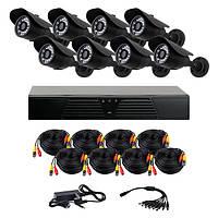 AHD комплекты видеонаблюдения CoVi Security HVK-4001 AHD KIT