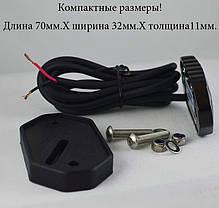 Компактный Led модуль  ALO-Y-2-K  Сree 3*3W 9-36V  IP68/69K  600 Люмен, Ближний свет, фото 2